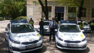 Полицейската статистика от уикенда: само пътни нарушения