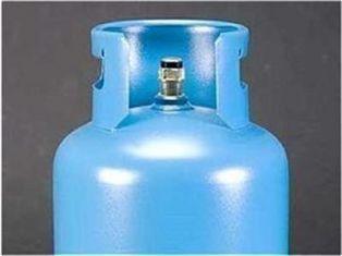 Гръмна газова бутилка в блок