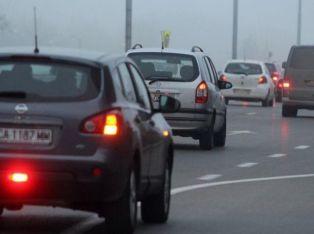 Заради новогодишните пътувания- две ленти за движение на Владая в посока Перник