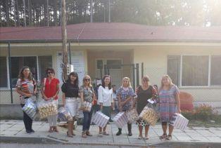 Традиция. Дамите от ГЕРБ направиха подаръци на деца в неравностойно положение