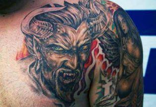 Всеки десети татуиран има здравословни проблеми