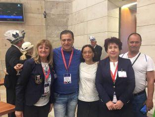 Церовска с делегация в Малта