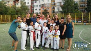 МГЕРБ отбелязаха Международния ден на младежта с демонстрация  по таекуондо