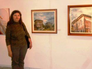 """Мария Златкова ще радва ценителите на изкуството  с изложба """"Огледало""""  в галерия """"Кракра"""""""