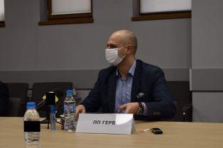 Денислав Захариев: ГЕРБ е символ на приемственост, сигурност и стабилност