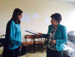 ГЕРБ – Перник  регистрира първа партията за местните избори в ОИК