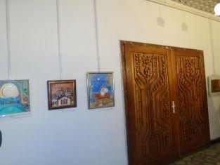 Великденско дърво и изложба  Изток