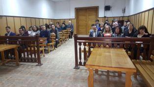 1 537 дела са гледали окръжните съдии в Перник за година