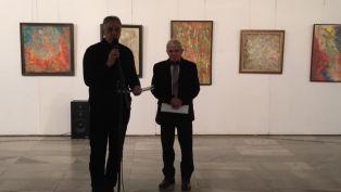 Наш художник подреди изложба в София по повод двоен юбилей