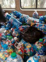 Около 280 кг. капачки отиват за рециклиране