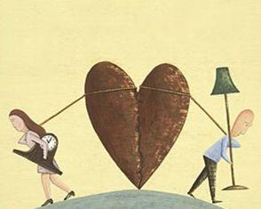 Разводът повишава риска от инфаркт