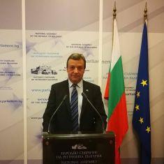 Александър Александров: Държавният бюджет за 2021 г. не предвижда увеличение на данъци