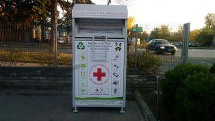 Вече и в Перник има контейнери за рециклиране на дрехи