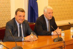 Александров и Велчев: Съединението е символ на смелостта да загърбим различията помежду си в името на общото благо