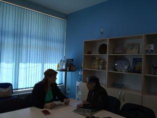 Народният представител Ирена Соколова се срещна с жители на град Перник