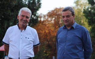 Депутатите Александров и Велчев с поздрав към перничани