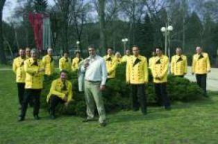 Концерт на Духовия оркестър за Гергьовден в Перник. Събор в Богданов дол