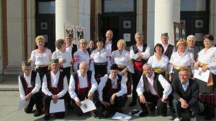 Сръбски песни и танци за празничните дни в Перник