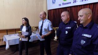 Пернишки полицаи с призови места в национален конкурс
