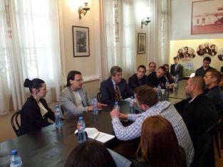 Георги Първанов в Перник: Приобщаването на етносите е важно условие за успеха на  нацията