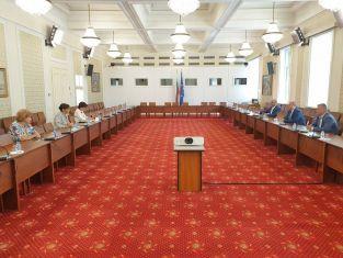 ГЕРБ започна консултациите, ВМРО с принципна подкрепа