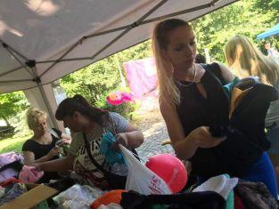 Базар за млади майки имаше за девети път днес в Перник