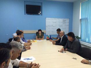 Структурата на Предприемачи ГЕРБ в Перник проведе областно oтчетно-изборно събрание