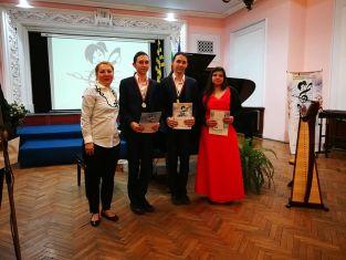 Трима си разделиха голямата награда на  Международния конкурс за млади изпълнители на класически и музикални инструменти /снимки/
