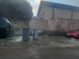 Проблем в пречиствателна станция за отпадни води