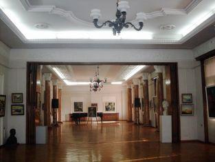 """""""Живопис,  скулптура и графика"""" в галерия Перник"""