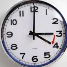 Превъртаме часовника в края на месеца