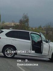 Само в Глашатай: Катастрофа затруднява движението на външноградската магистрала