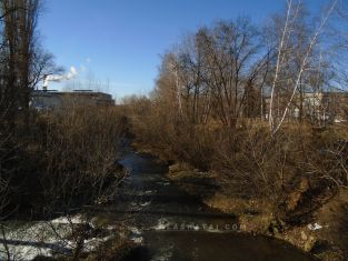 Река Струма прелива