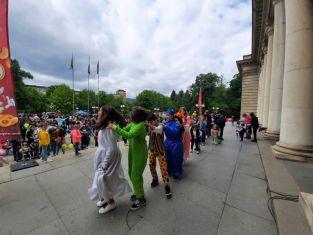 Децата в Перник се веселиха на 1-ви юни