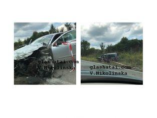 Зверска катастрофа на пътя София-Брезник създава предпоставки за нови инциденти
