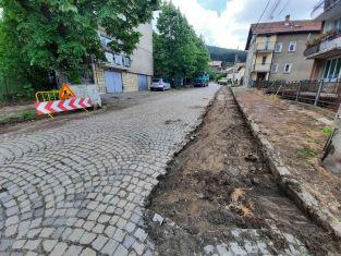Започна подмяната на водопровода на още две места в града