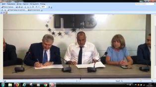 ГЕРБ и СДС подписаха споразумение за общо участие в изборите. В Перник картинката е по-различна