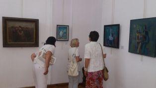 Откриха изложба в памет на Любен Гайдаров