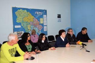 ГЕРБ-Перник: Заставаме твърдо зад Делян Добрев