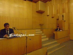 Иво Савов се отчита на следващата сесия