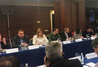 Соколова участва във важно заседание