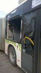Радомирец троши стъкло на рейс