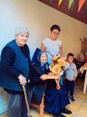 Радомирско село има столетница