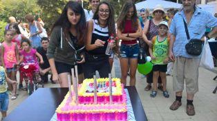 Отбелязваме  Международния ден на младежта и 10 години от създаването на КСМП.