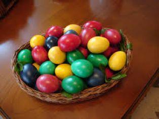 Деца ще боядисват яйца утре
