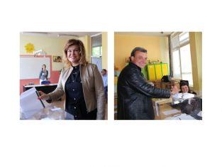Соколова и Александров дадоха своя вот