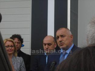 Борисов се изказа за реформите, кабинета и медиите