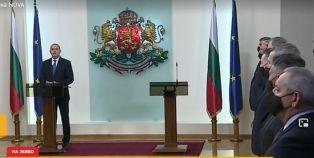 Новото правителство встъпи в длъжност