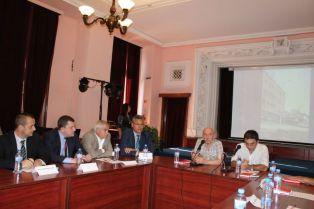 Кръгла маса посветена на 126-та годишнина на БСП се проведе в Двореца на културата