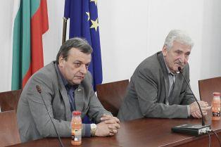 Депутати поздравиха перничани за празника